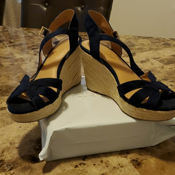 American Eagle Outfitters Shoes - Wedge sandals